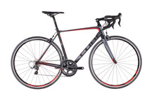 Cube Agree GTC SLT carbon &#039;n&#039; red 2-fach